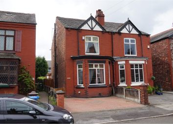 Thumbnail 3 bed semi-detached house for sale in Sandy Lane, Manchester