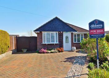 Thumbnail 2 bed detached bungalow for sale in Walnut Drive, Stubbington, Fareham