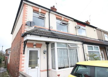 Thumbnail 2 bed terraced house for sale in Cleveland Gardens, Grimsby