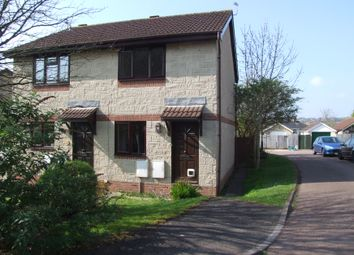 Thumbnail 2 bed semi-detached house for sale in The Martins, Tutshill, Chepstow