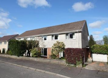 Thumbnail 3 bed semi-detached house for sale in Cairngorm Crescent, Barrhead, East Renfrewshire