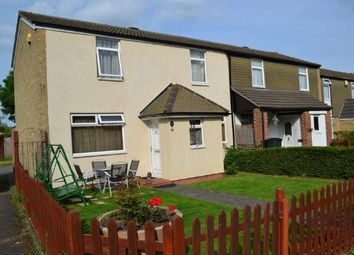 Thumbnail 3 bed end terrace house for sale in Patterdale Walk, Lakeview, Northampton