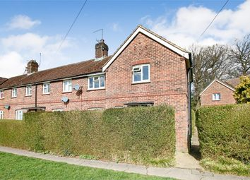 Thumbnail 3 bed end terrace house for sale in King George Avenue, East Grinstead, West Sussex
