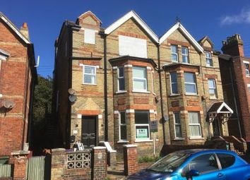 Thumbnail Property for sale in Ground Rents, 33 Brockman Road, Folkestone, Kent