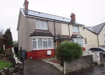 Thumbnail 2 bed semi-detached house for sale in Vachell Road, Ely, Cardiff