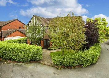 Thumbnail 4 bed detached house for sale in Banbury Close, Pennington, Lancashire