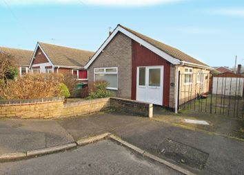 Thumbnail 2 bed detached bungalow for sale in Maycroft Gardens, Nottingham