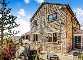Thumbnail 2 bedroom semi-detached house for sale in Scarhouse Lane, Golcar, Huddersfield