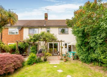 Thumbnail 4 bed terraced house for sale in Bankside Drive, Thames Ditton