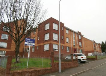 Thumbnail 1 bed flat for sale in Dalveen Street, Shettleston, Glasgow