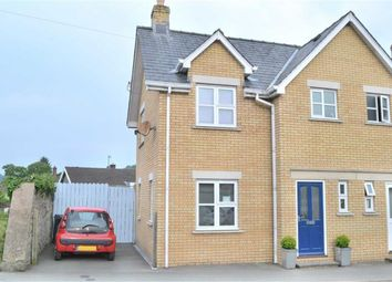 Thumbnail 3 bed semi-detached house for sale in The Birch, High Street, Llanidloes, Powys