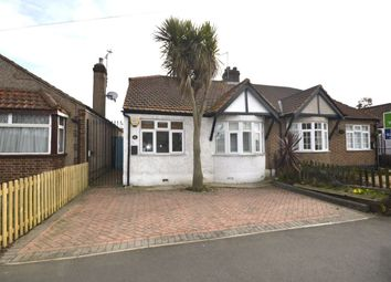 Thumbnail 2 bed bungalow for sale in Swan Road, Hanworth, Feltham