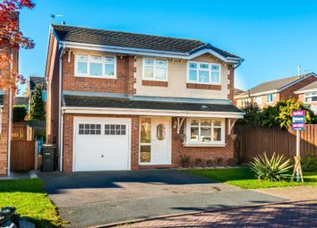 Thumbnail 4 bed detached house for sale in Bowness Aveune, Winsford, Cheshire