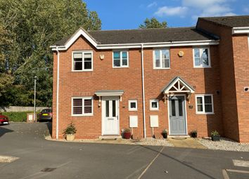 Thumbnail 3 bed end terrace house for sale in Rough Brook Road, Rushall, Walsall