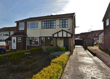 Thumbnail 3 bed semi-detached house to rent in Ashleigh Gardens, Woodlesford, Leeds