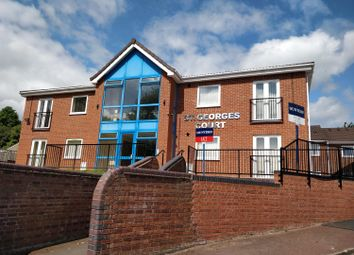 Thumbnail 2 bed flat to rent in St. Georges Court, Coulthwaite Way, Rugeley