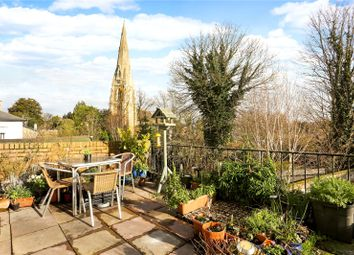 Thumbnail 3 bed maisonette for sale in Church Street, Weybridge, Surrey