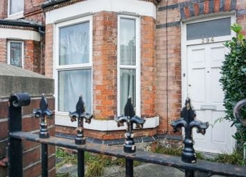 4 bed terraced house for sale in Alfreton Road, Nottingham NG7