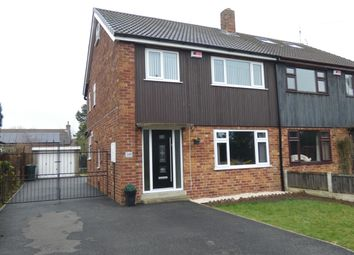Thumbnail 3 bed semi-detached house for sale in Morthen Road, Wickersley, Rotherham