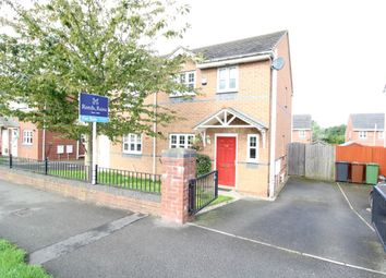 Thumbnail 3 bedroom semi-detached house for sale in Cartmell Drive, Leeds