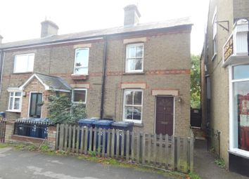Thumbnail 2 bedroom end terrace house to rent in St. Neots Road, Eaton Ford, St. Neots