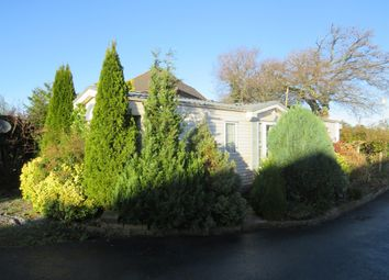 Thumbnail 2 bed mobile/park home for sale in Oaklands Caravan Site, Hatherleigh Road, Okehampton