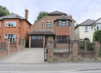 Thumbnail 4 bedroom detached house for sale in London Road, Basingstoke