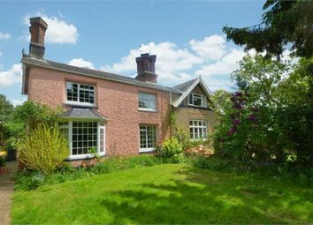 Thumbnail 3 bedroom semi-detached house for sale in Hope Terrace, Halesworth, Suffolk