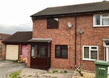 Thumbnail 2 bed end terrace house to rent in Blagrove Close, Street