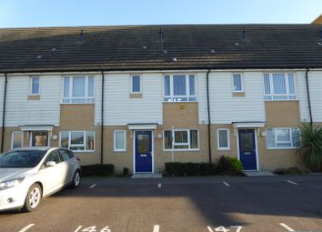 Thumbnail 3 bed terraced house for sale in Meridian Close, Ramsgate