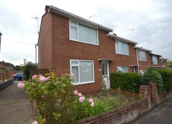 Thumbnail 2 bedroom end terrace house for sale in Salters Road, Exeter, Devon