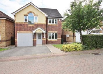 Thumbnail 4 bed detached house for sale in Park Hill Gardens, Swallownest, Sheffield