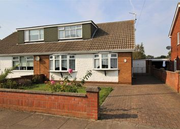 Thumbnail 4 bed semi-detached house for sale in Glenfield Road, Grimsby