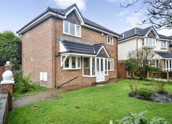Thumbnail 3 bed detached house for sale in Chaseley Road, Salford
