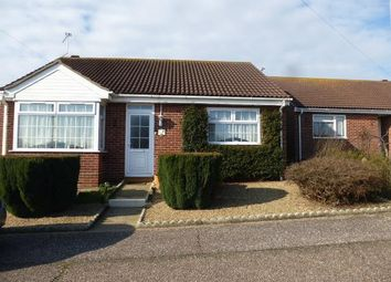 Thumbnail 2 bed bungalow to rent in Noel Close, Hopton, Great Yarmouth