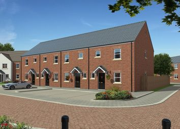 Thumbnail 2 bed mews house for sale in Ainsworth Lane, Crowton