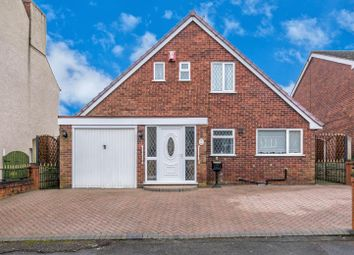 Thumbnail 3 bed detached house for sale in Edward Street, Cannock