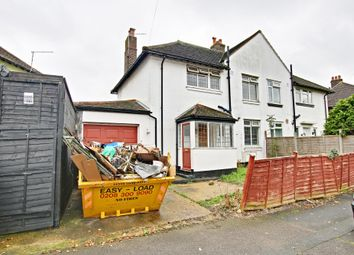 Thumbnail 3 bed semi-detached house for sale in Mayeswood Road, London