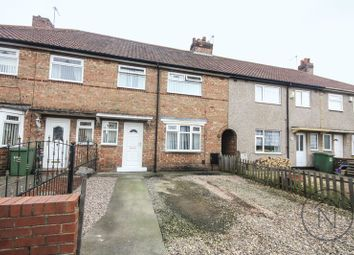 Thumbnail 3 bed terraced house for sale in Cotswold Crescent, Billingham