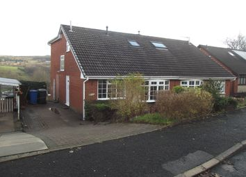 Thumbnail 4 bed semi-detached house to rent in Windermere Drive, Ramsbottom, Bury