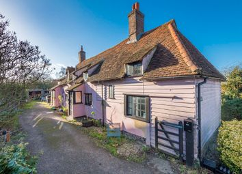 Thumbnail 4 bed detached house for sale in Boxted, Colchester, Essex
