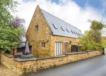 Thumbnail 3 bed barn conversion to rent in The Green, Warmington, Banbury