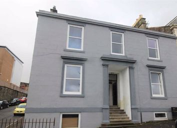 Thumbnail 4 bed flat for sale in Bank Street, Greenock