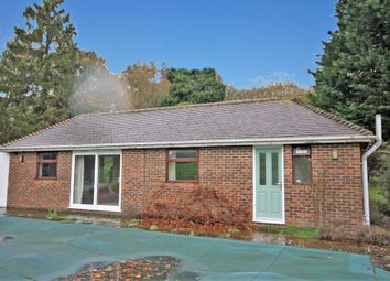 Thumbnail 1 bed detached bungalow to rent in Hambledon, Waterlooville