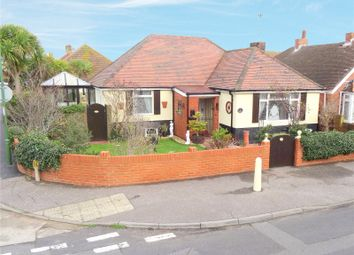 Thumbnail 3 bed bungalow for sale in Kings Road, Lancing, West Sussex