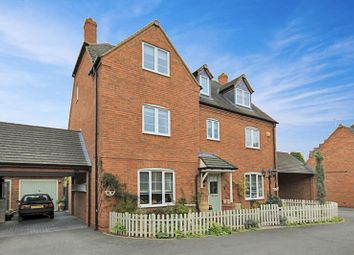 Thumbnail 5 bed detached house for sale in Barbary Grange, Stafford