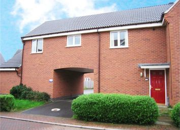 Thumbnail 2 bed flat to rent in Mill Furlong, Coton Meadows, Rugby, Warwickshire
