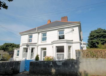 Thumbnail 1 bed flat for sale in Carwinion Road, Mawnan Smith, Falmouth