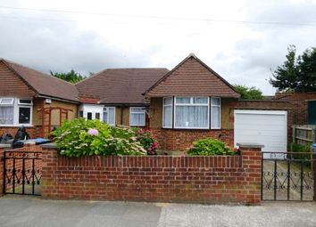 Thumbnail 2 bed semi-detached bungalow for sale in Station Road, Chessington