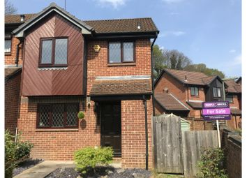 Thumbnail 2 bed end terrace house for sale in Horsebrass Drive, Bagshot